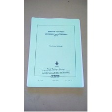 RACAL VRM5080C / VRM5080S TECHNICAL MANUAL PART 1 COMPLETE